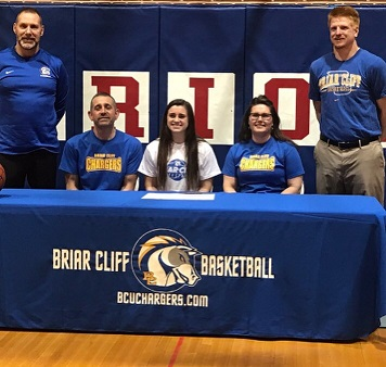 (AUDIO) Clarkson/Leigh's Held headed to Briar Cliff