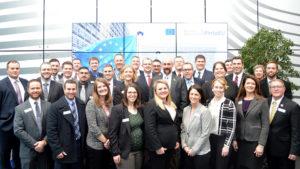 Nebraska LEAD 37 Fellows Visit Europe