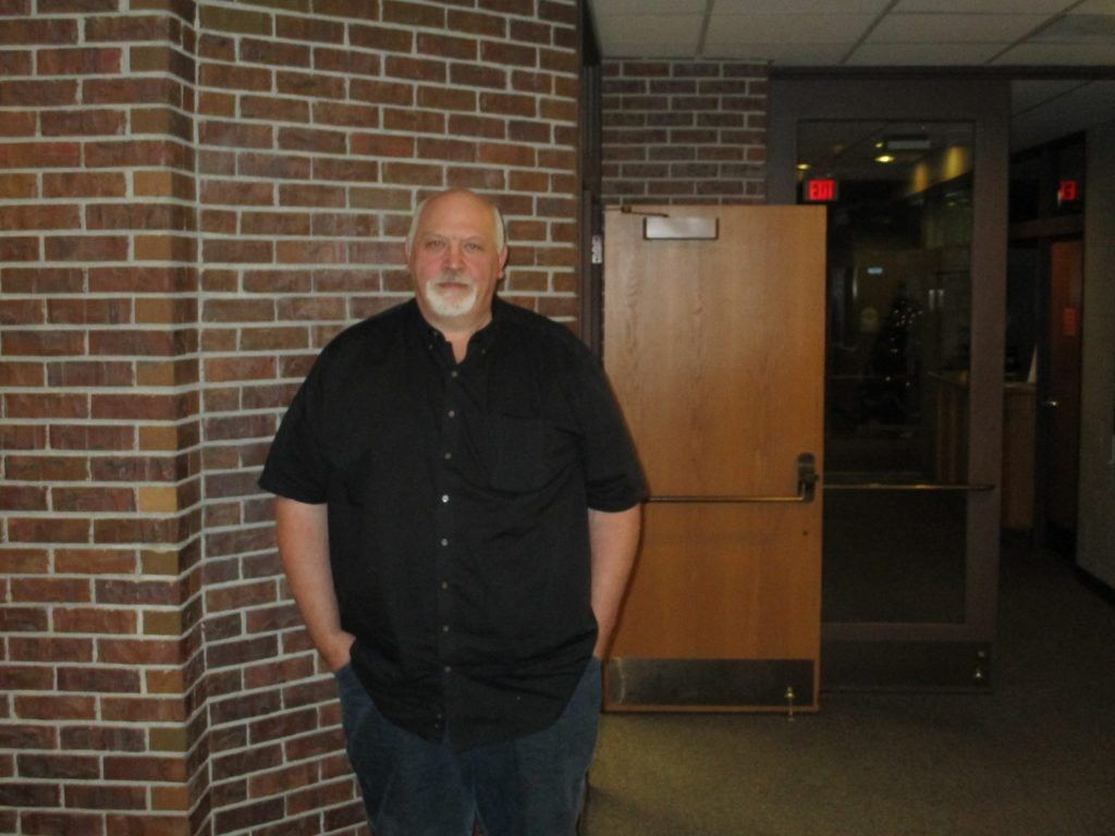 (Audio) Mark Buse Is West Point's Newest City Council Member