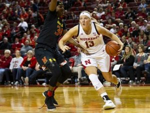 Husker Women pick up road win at Illinois