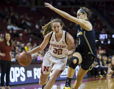 Husker Women come up short at Iowa