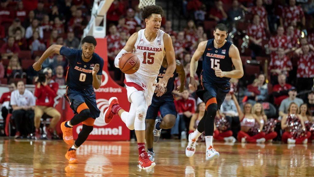 Huskers Travel to Rutgers for Monday Matchup