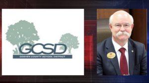 Former EWC President named interim Goshen County Schools Superintendent