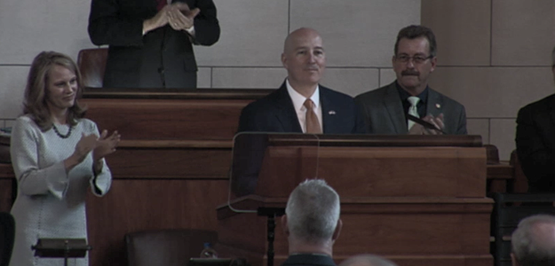 Governor outlines budget priorities in State of the State address