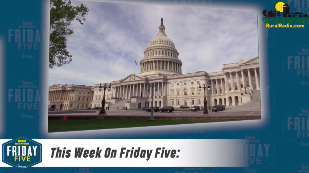Top Five Ag Stories You Need to Know — Friday Five