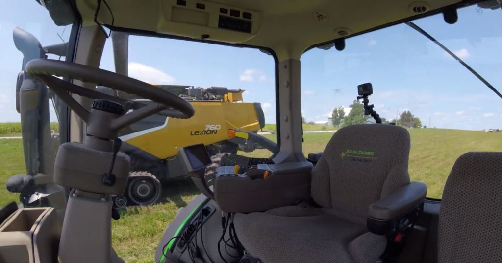 Smart Ag Touts Driverless Tractor Technology
