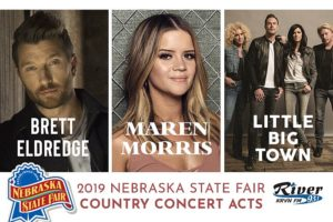 State Fair announces rock and hot country line-ups