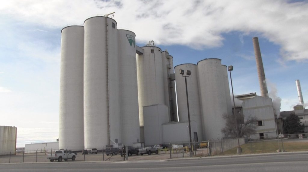 More than 100 additional jobs at Torrington's Western Sugar to be eliminated