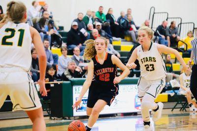 (Audio) Stars Sweep Lexington In Basketball Action