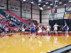 UNK Falls On The Road To Central Missouri