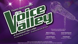 Semi-final and final rounds of Voice in the Valley this weekend