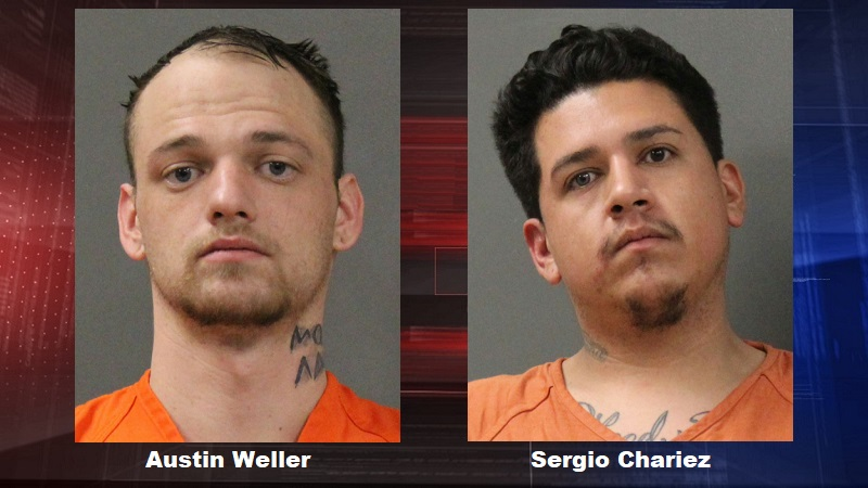 Scottsbluff men arrested in rural burglaries facing multitude of charges