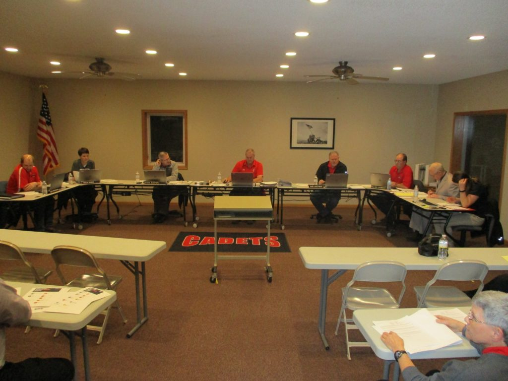 (Audio) West Point School Board Meeting 1-14