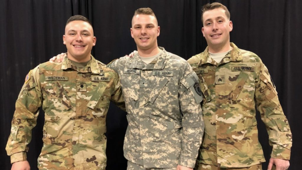 Panhandle soldiers part of weekend deployment out of Grand Island