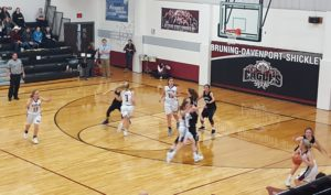 BDS & Exeter-Milligan  tangle in CRC tune up