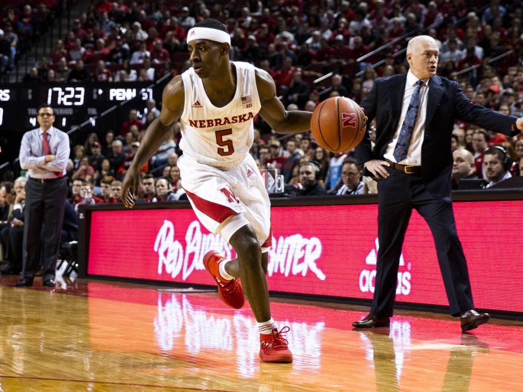 Huskers Battle Buckeyes on Saturday
