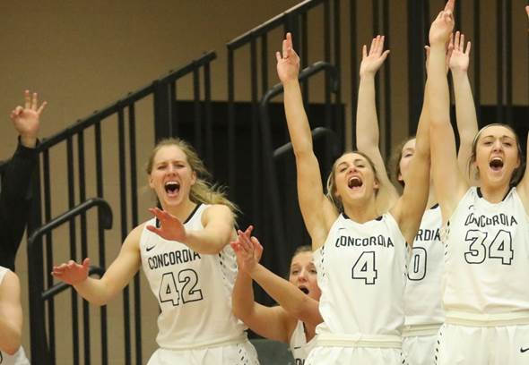 Bulldogs bounce back in battle of GPAC powers