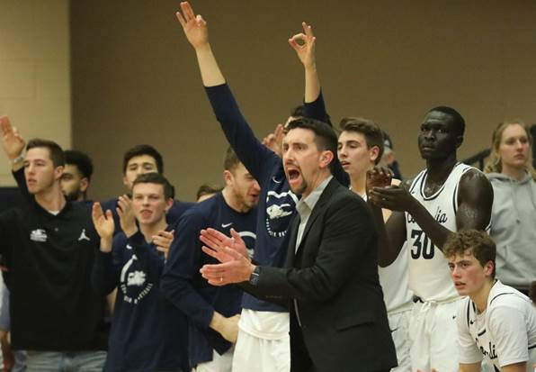 Concordia shakes off slow start, wins fourth home clash in a row