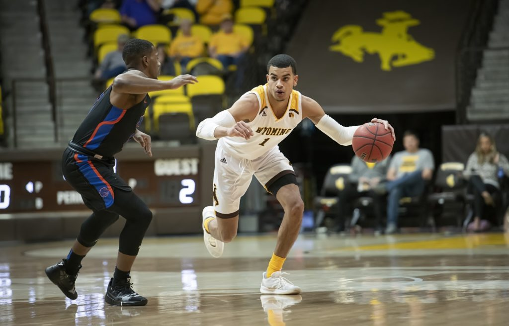 Cowboys Fall to Boise State in MW Opener