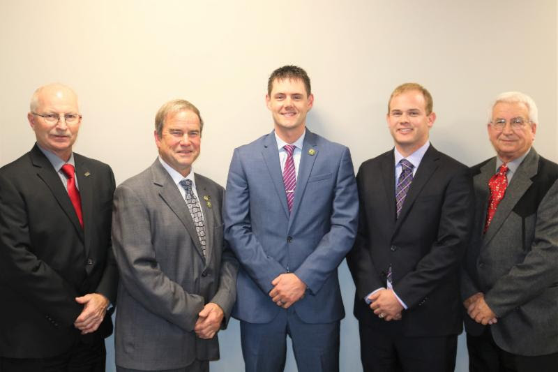 Nebraska Corn Growers Association Elects Officers