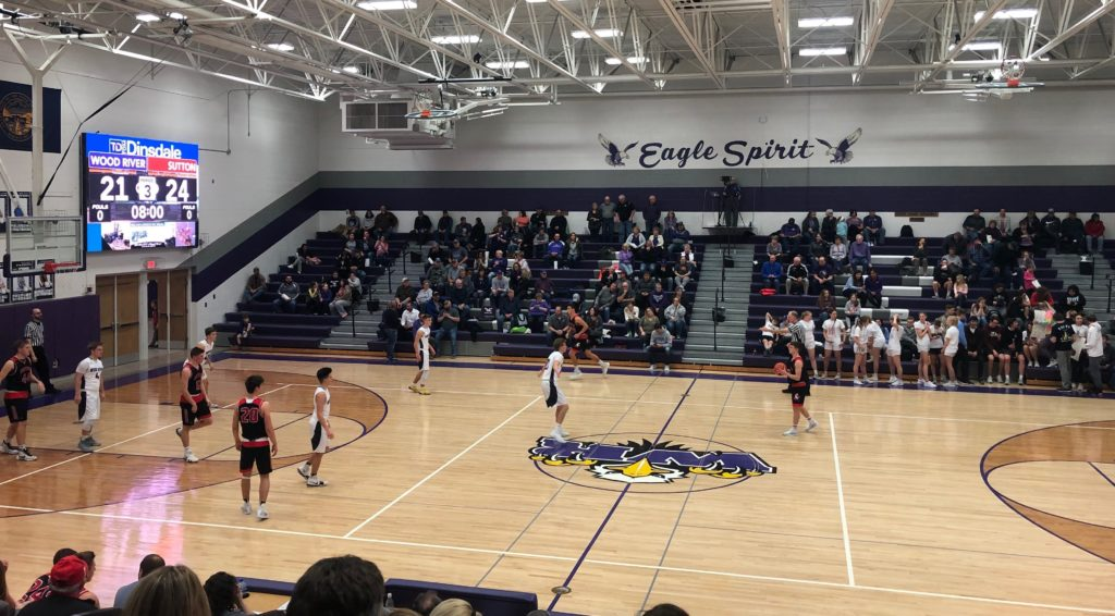 (Audio) Sutton splits with Wood River