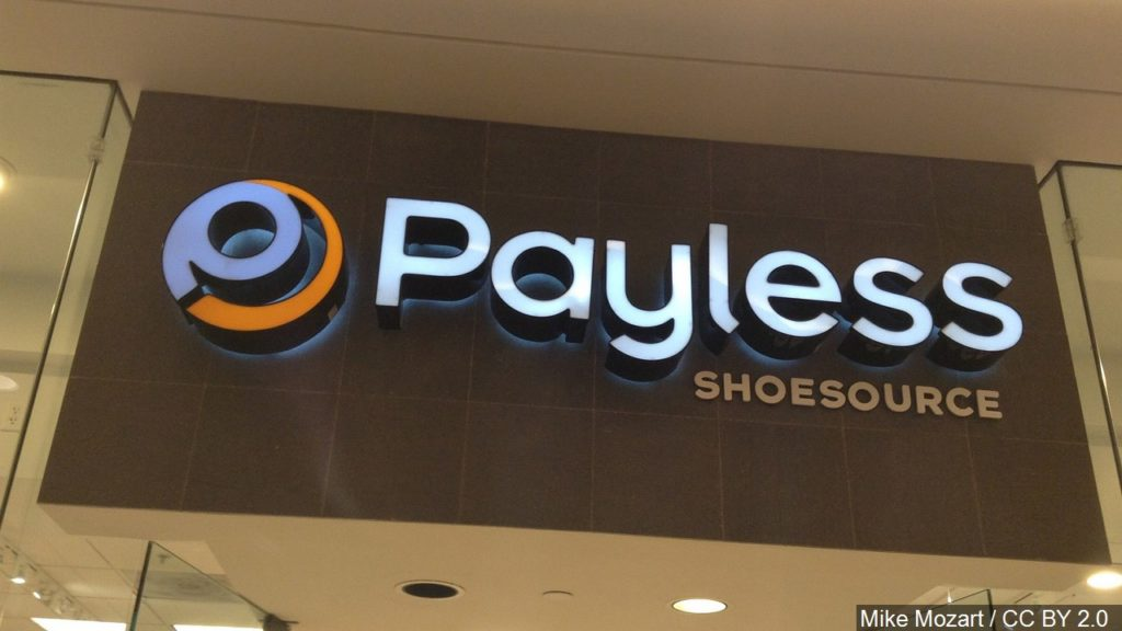 Shoe retailer expected to file 2nd bankruptcy in as many years