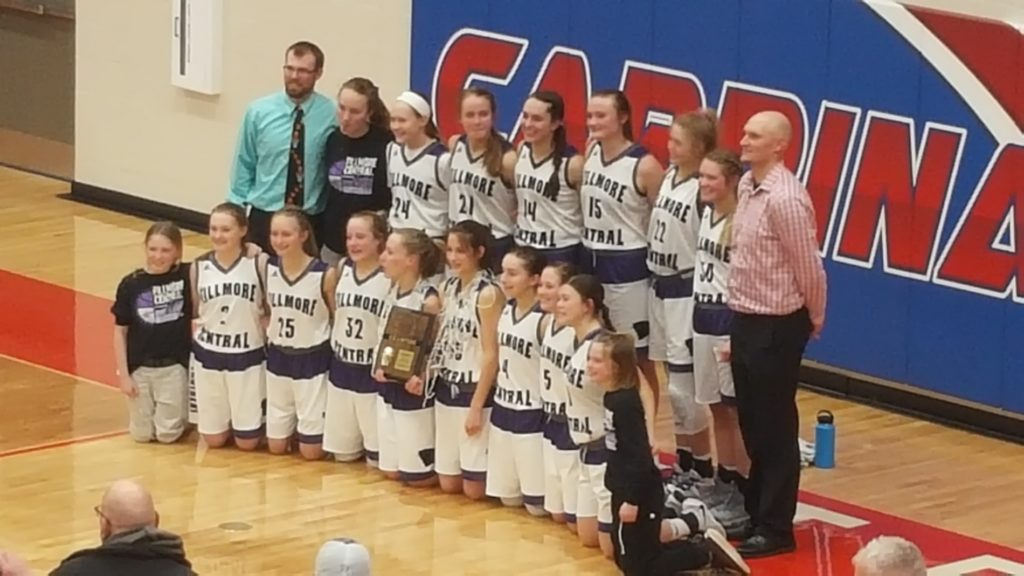 (Audio) Fillmore Central state bound after dominating win