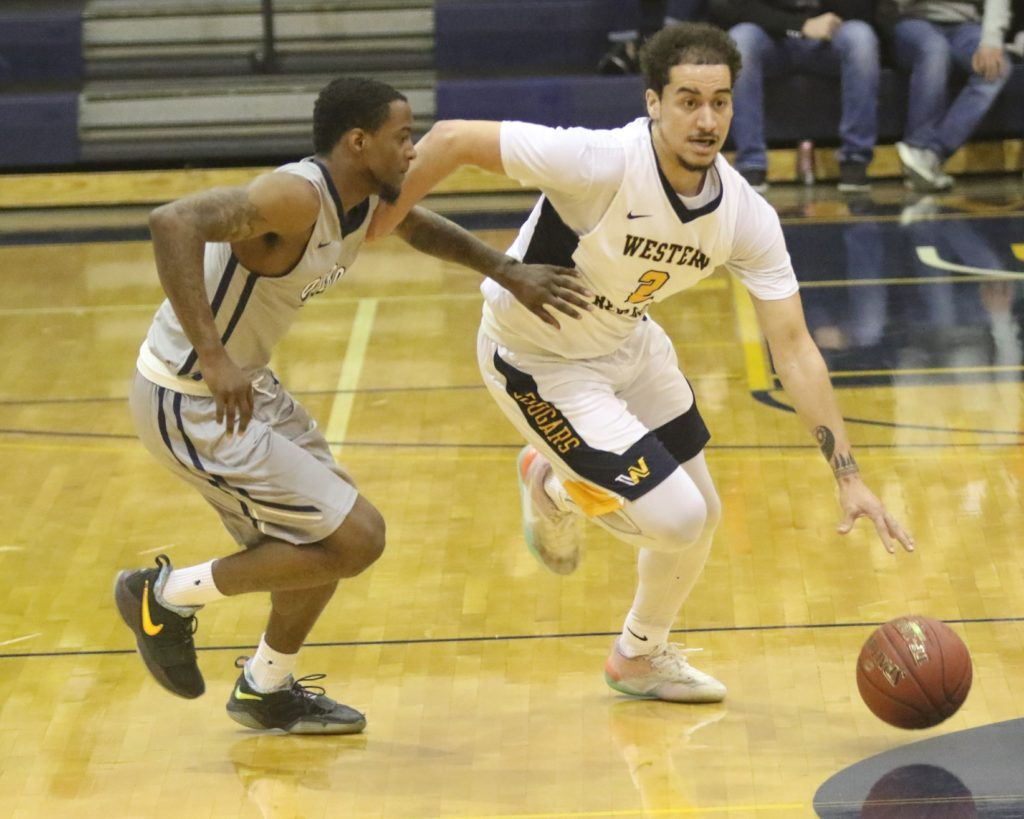 WNCC men top Otero 102-91