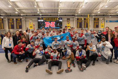 NU Wins Big Ten Track Title