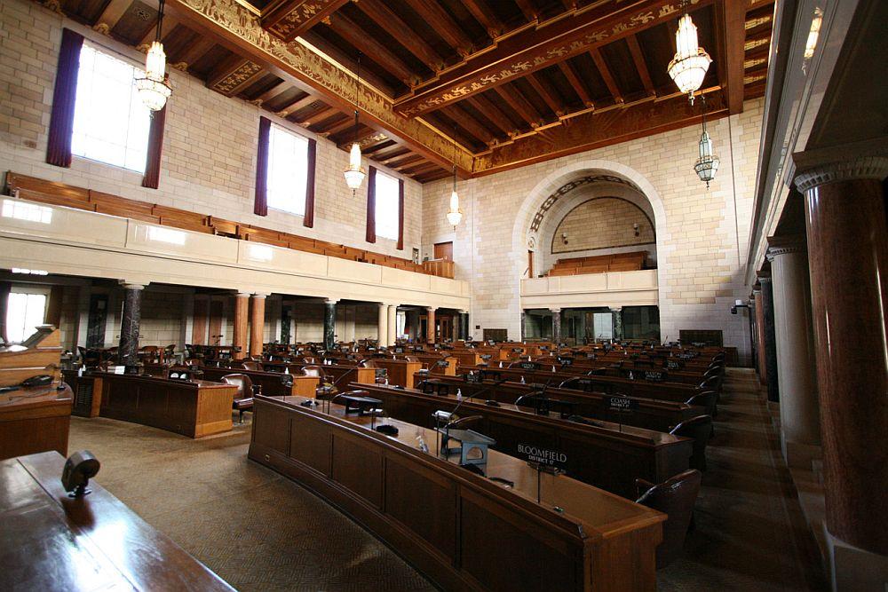 Bills address human trafficking issue