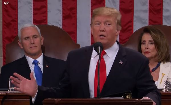 Nebraska lawmakers say Pres. Trump's address positive