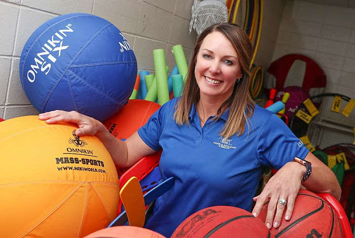 UNK prepares future PE teachers through active learning