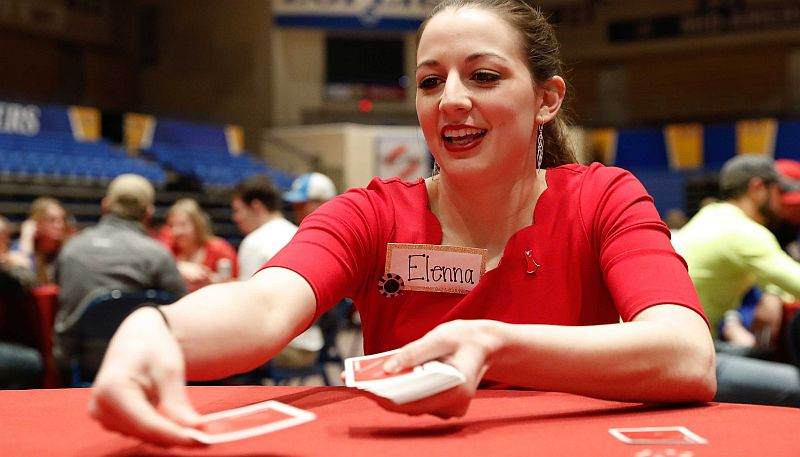 Alpha Phi adds 10-point pitch to annual poker tournament at UNK