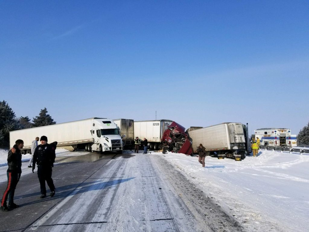 Wednesday's Crash on I-80 near Aurora Claims Life of Indiana Man
