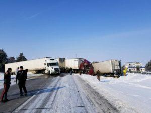 Wednesday's Crash on I-80 near Aurora Claims Life of Indiana Man
