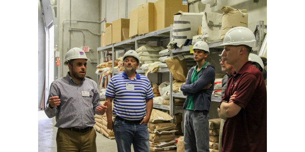 Training focused on quality in grain elevators