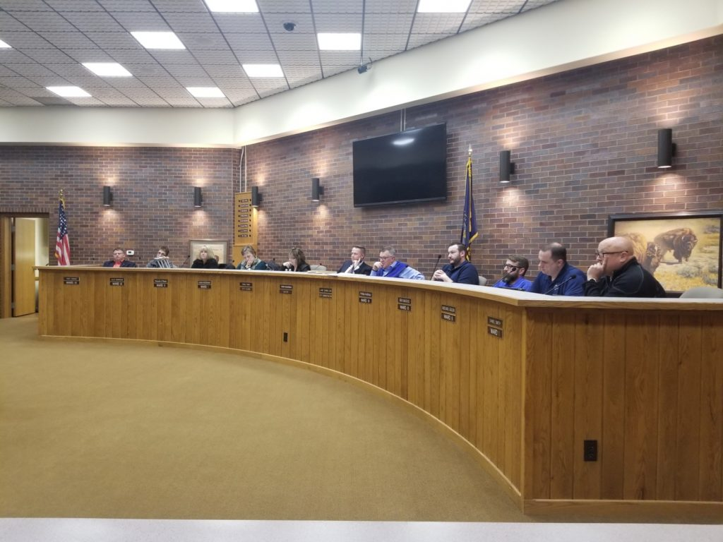 Gering Council moves forward with Downtown Plaza project