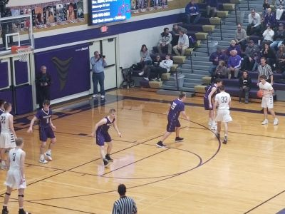 (Audio) Dusters Sweep Double Header From Minden