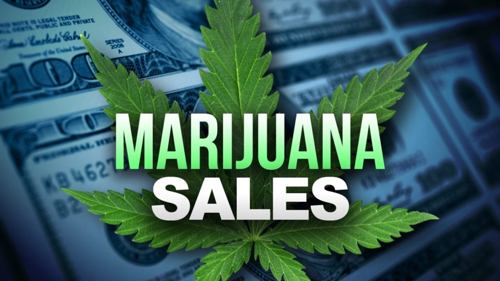 Colorado reports $6 billion in marijuana sales since 2014