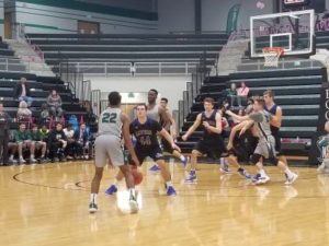 Lopers Sweep At Northeastern State