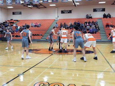 Mitchell Comes Up Short In Battle Of Tigers