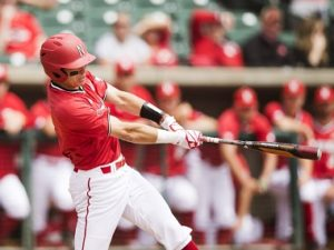 Husker Baseball swept by Oregon State in Doubleheader