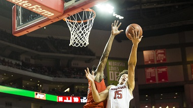 Nebraska Men lose 6th straight, falling at home to Terrapins