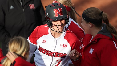 Husker Softball downs BYU at Mary Nutter Collegiate Classic