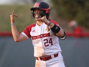 Nebraska Softball hammers Pitt at ACC/Big Ten Challenge