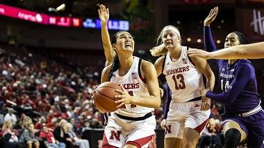 Nebraska Women earn win at Northwestern