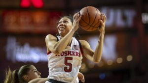 Husker Women come up short at Maryland
