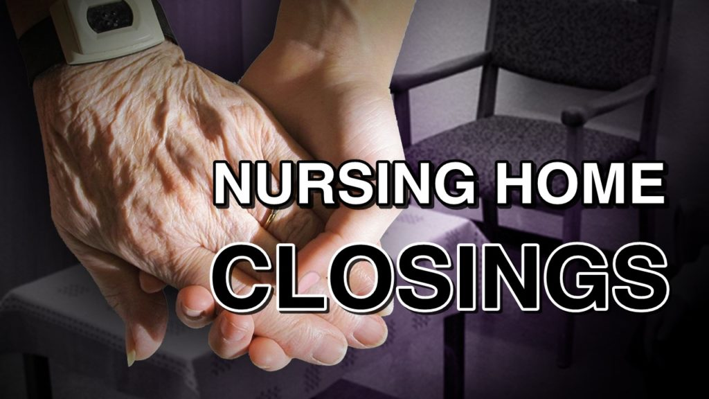 4 more financially troubled nursing homes likely to close