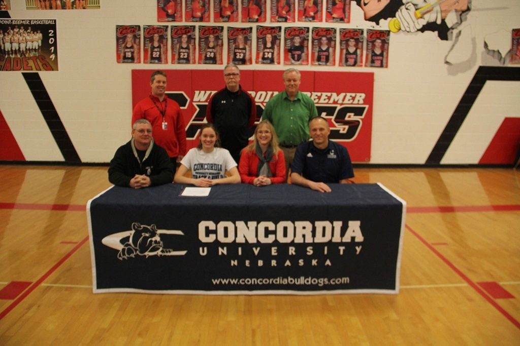 (AUDIO) Weddell signs with Concordia Track