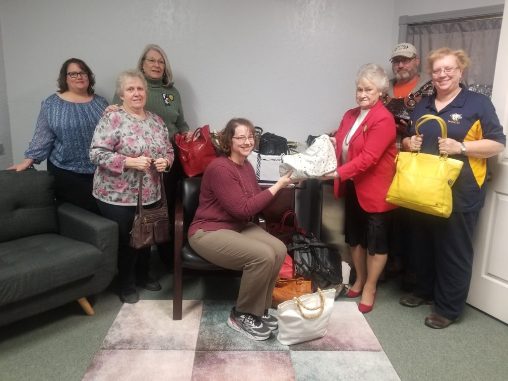 Purses with a Purpose to benefit area women veterans